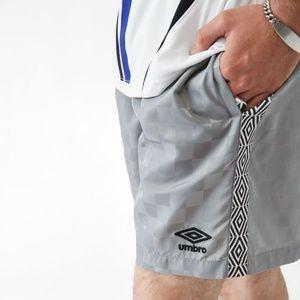 Umbro Check Stripe Active Shorts